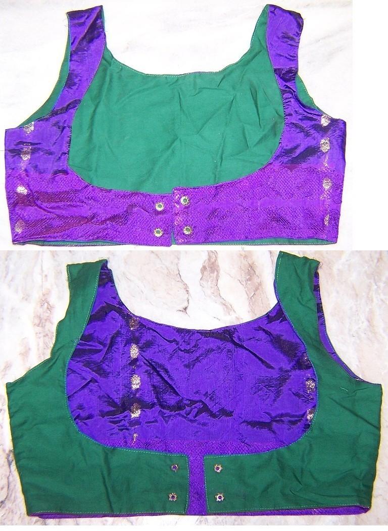 reversible turkish vest