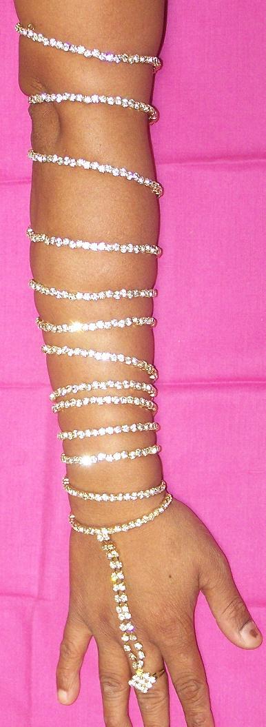Ring combo bracelet 11