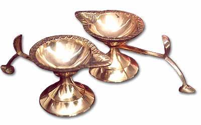 Rituals : Brass Diyas