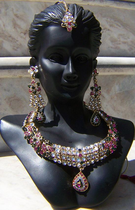 Bollywood Jewellery 36