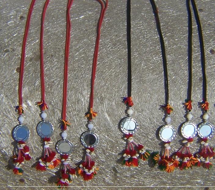 Tribal tassel 5