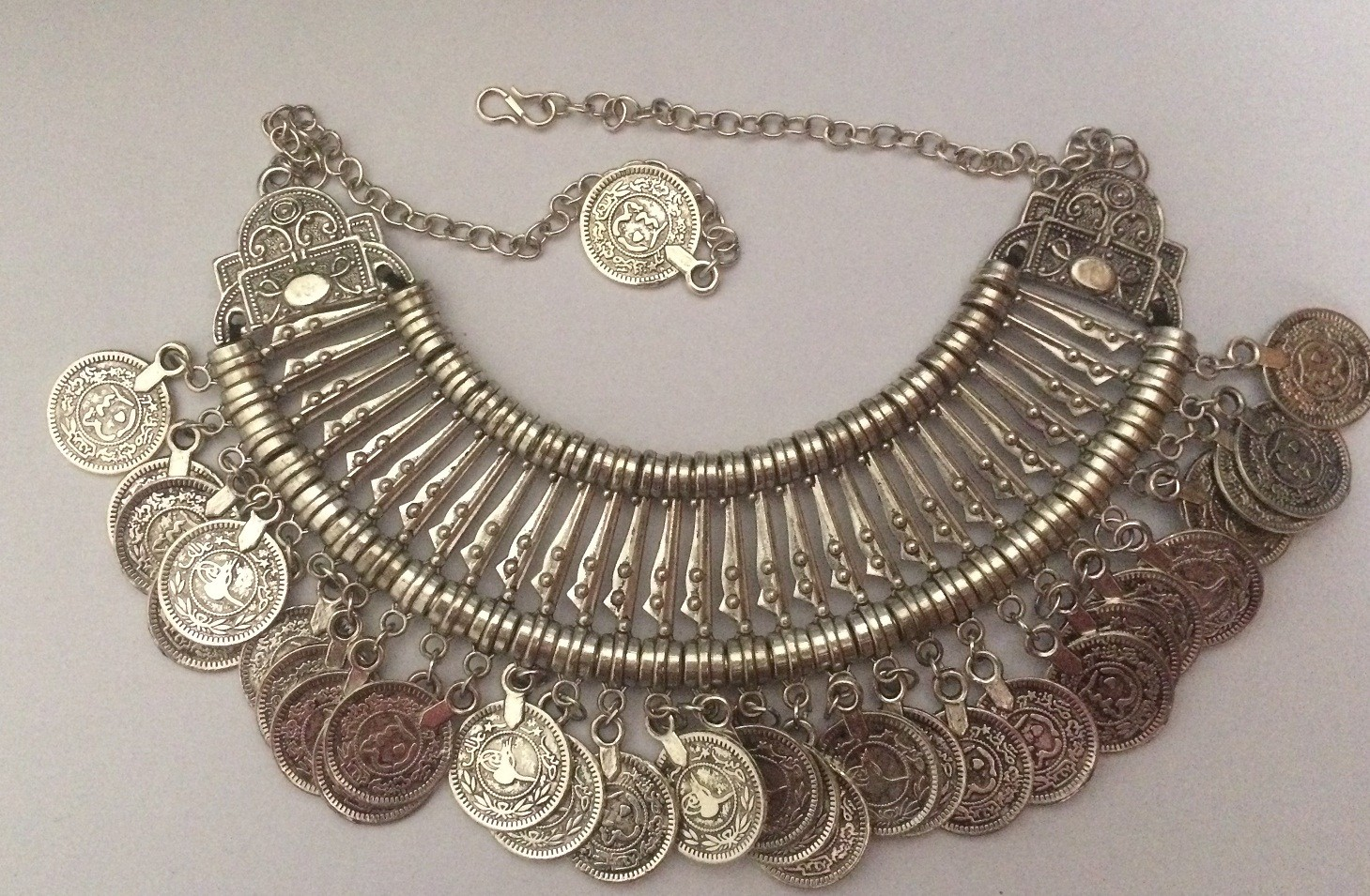 Tribal kuchi necklace 8