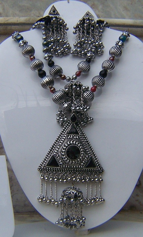 Tribal Kalbeliya necklace 3