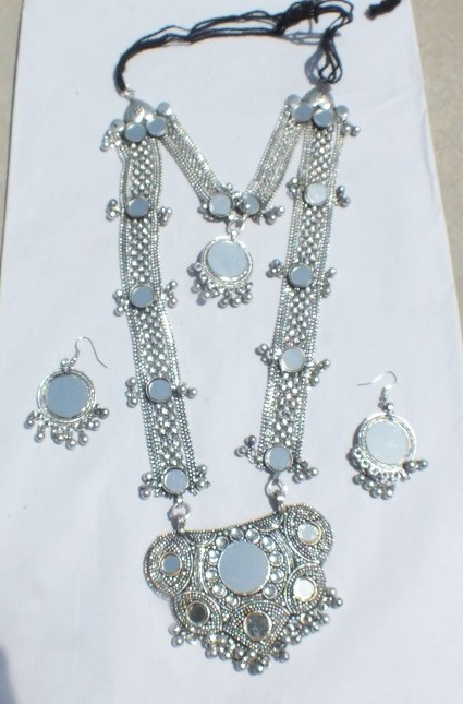 Tribal Kalbeliya necklace 4
