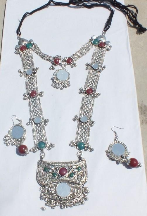 Tribal Kalbeliya necklace 7