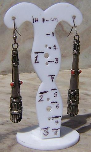 Kuchi earrings 111