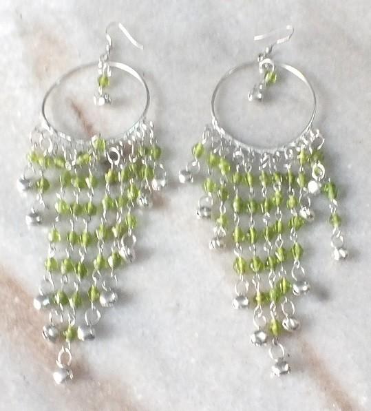 Kuchi earrings 112