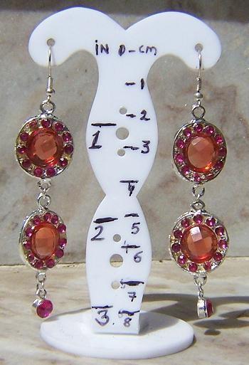 Kuchi earrings 119