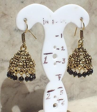 Kuchi earrings 124