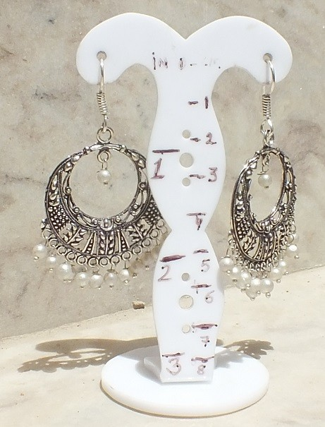 Kuchi earrings 128