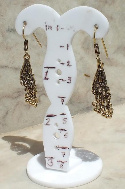 Kuchi earrings 138