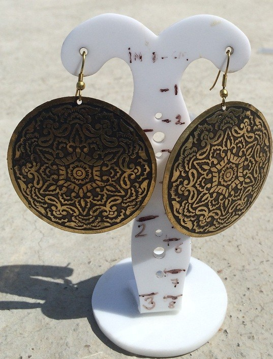 Kuchi earrings 148
