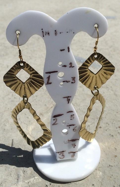 Kuchi earrings 154