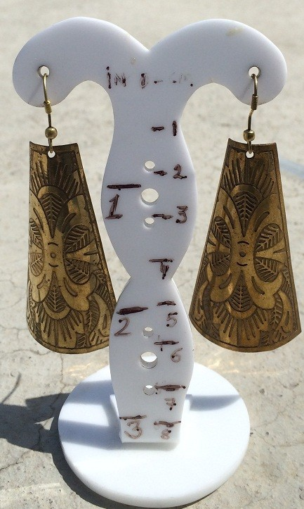 Kuchi earrings 156