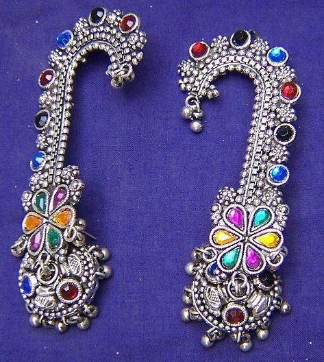 Kuchi earrings 26
