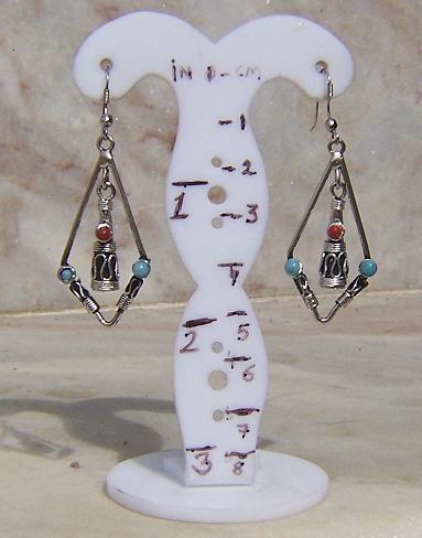 Kuchi earrings 42