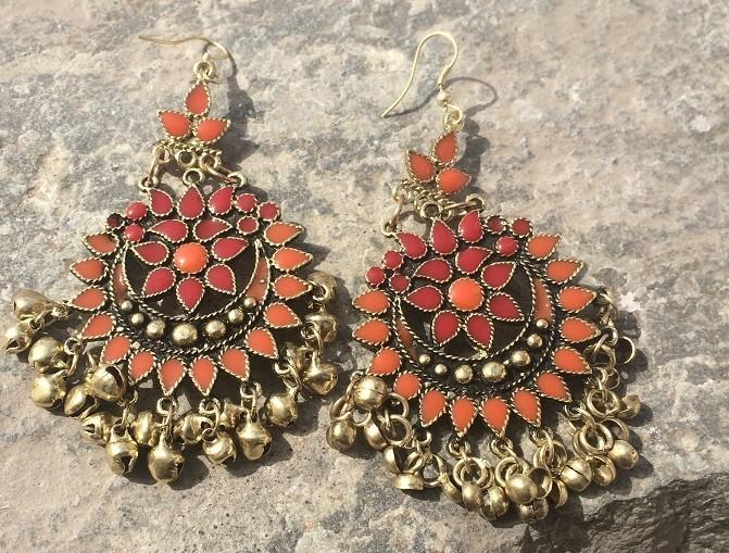 Kuchi earrings 55