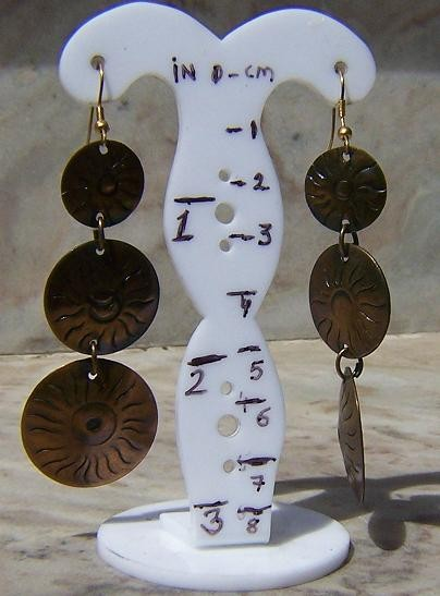 Kuchi earrings 71
