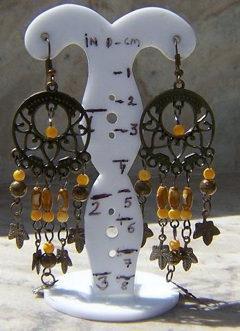 Kuchi earrings 73