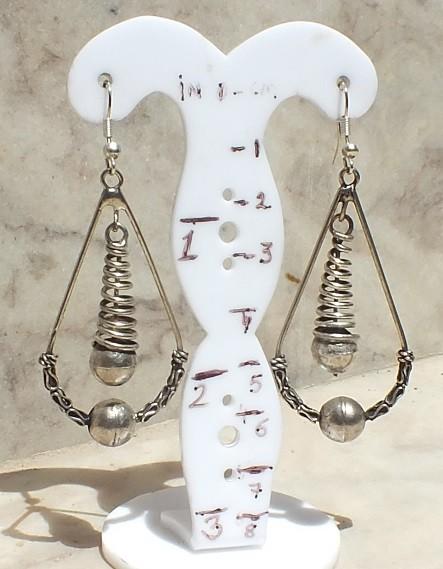 Kuchi earrings 74