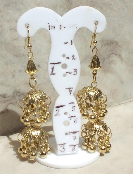 Kuchi earrings 79