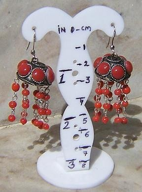 Kuchi earrings 84