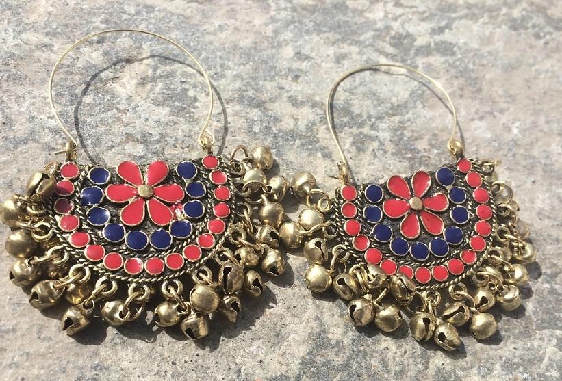 Kuchi earrings 20