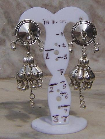 Kuchi earrings 90