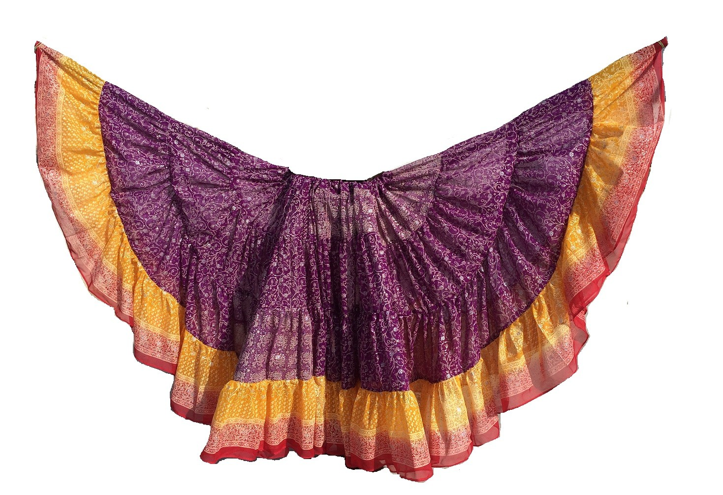 purple Maharani skirt 15