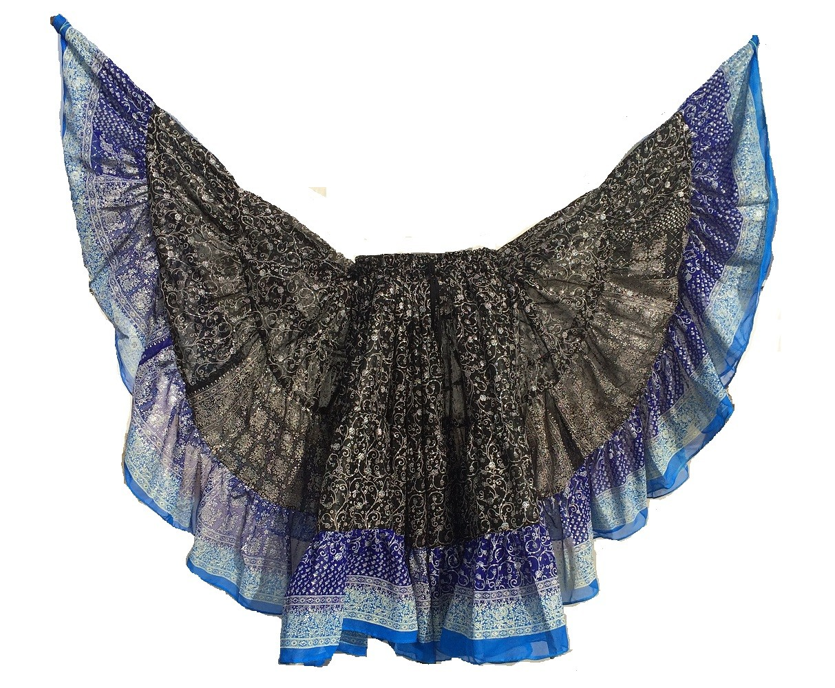 black Maharani skirt 25