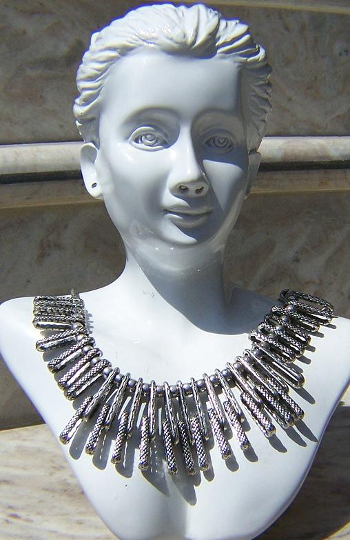 Tribal kuchi necklace 119