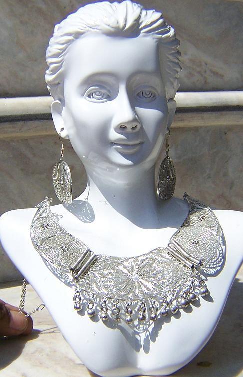 Tribal kuchi necklace 32