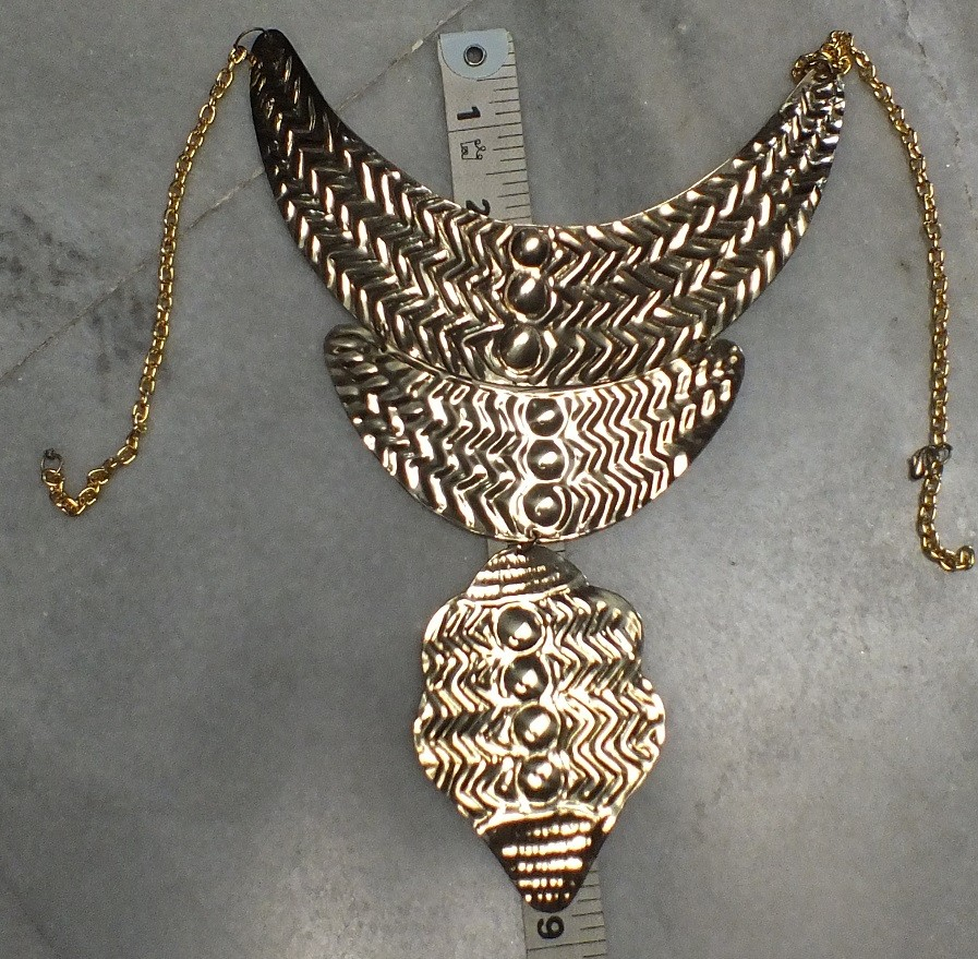 Tribal indian necklace 6