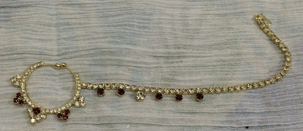 indian Nose chain 27