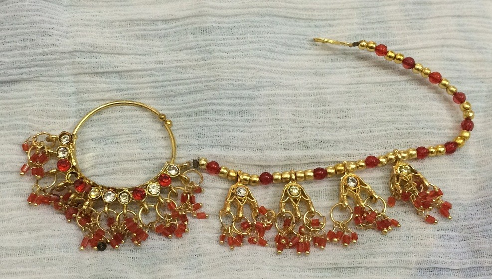 indian Nose chain 29
