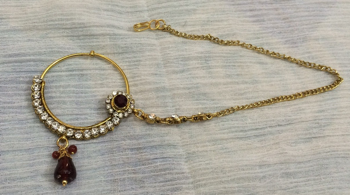 indian Nose chain 9