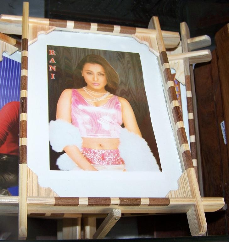 Wooden Picture Frame 2