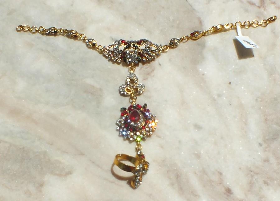 Ring combo bracelet 12