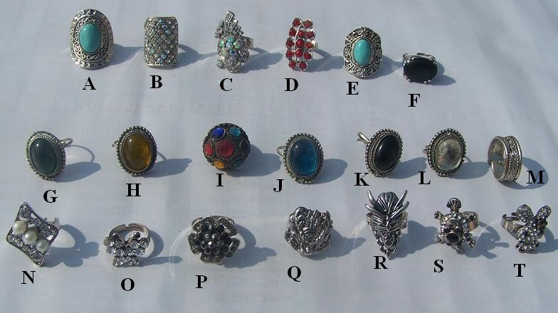 tribal rings