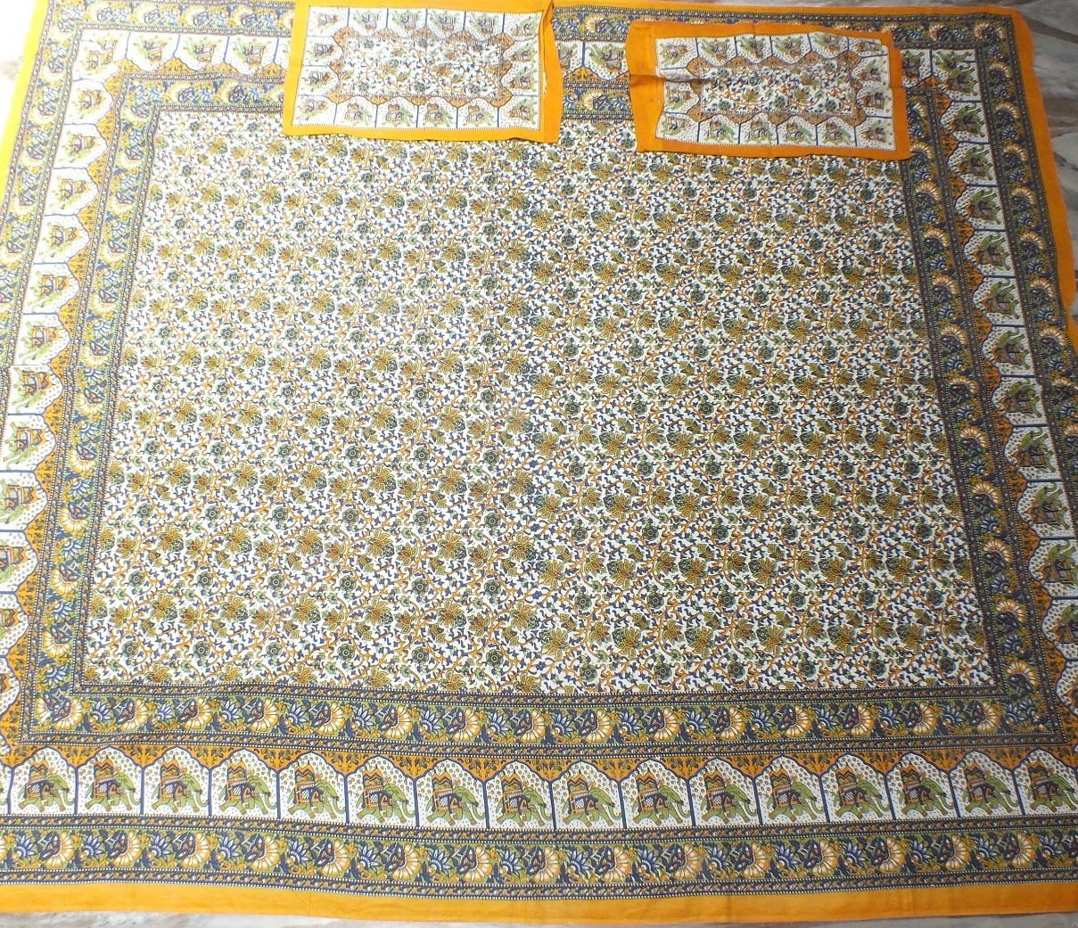 Indian Bed sheet 7