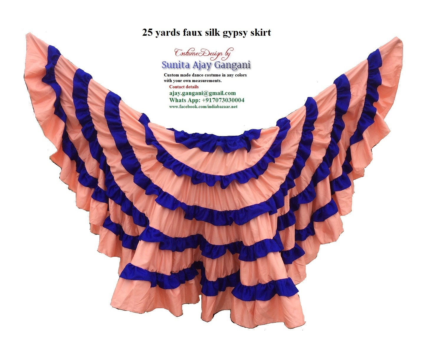gypsy skirt offer 34