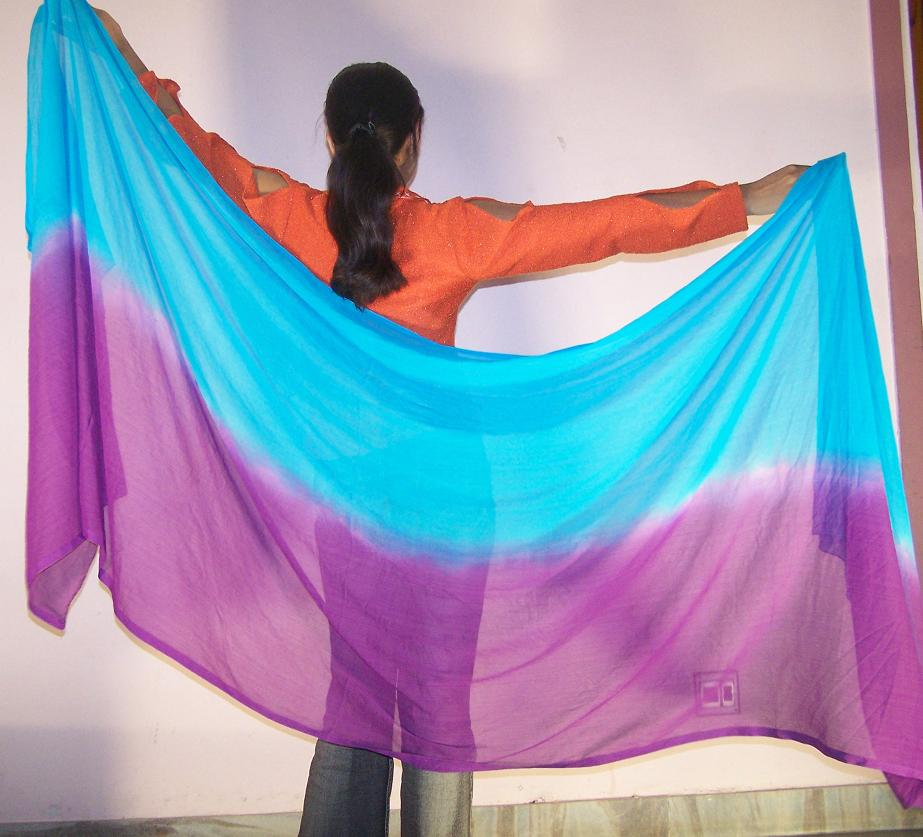 Belly dance veils on sale 27