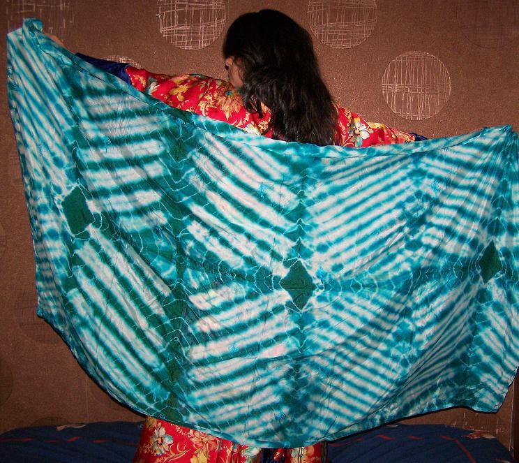 Belly dance veils on sale 6