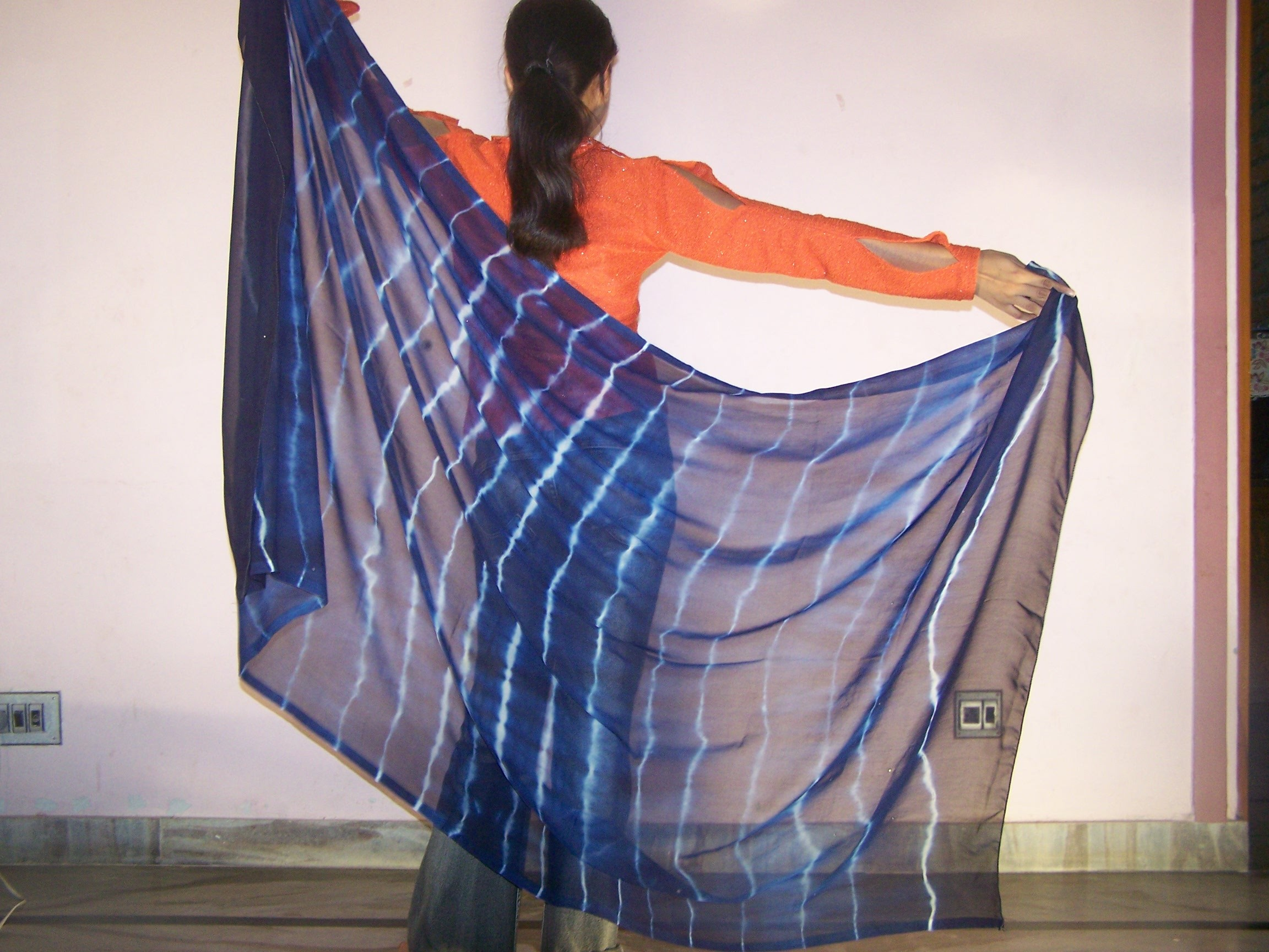Belly dance veils on sale 7