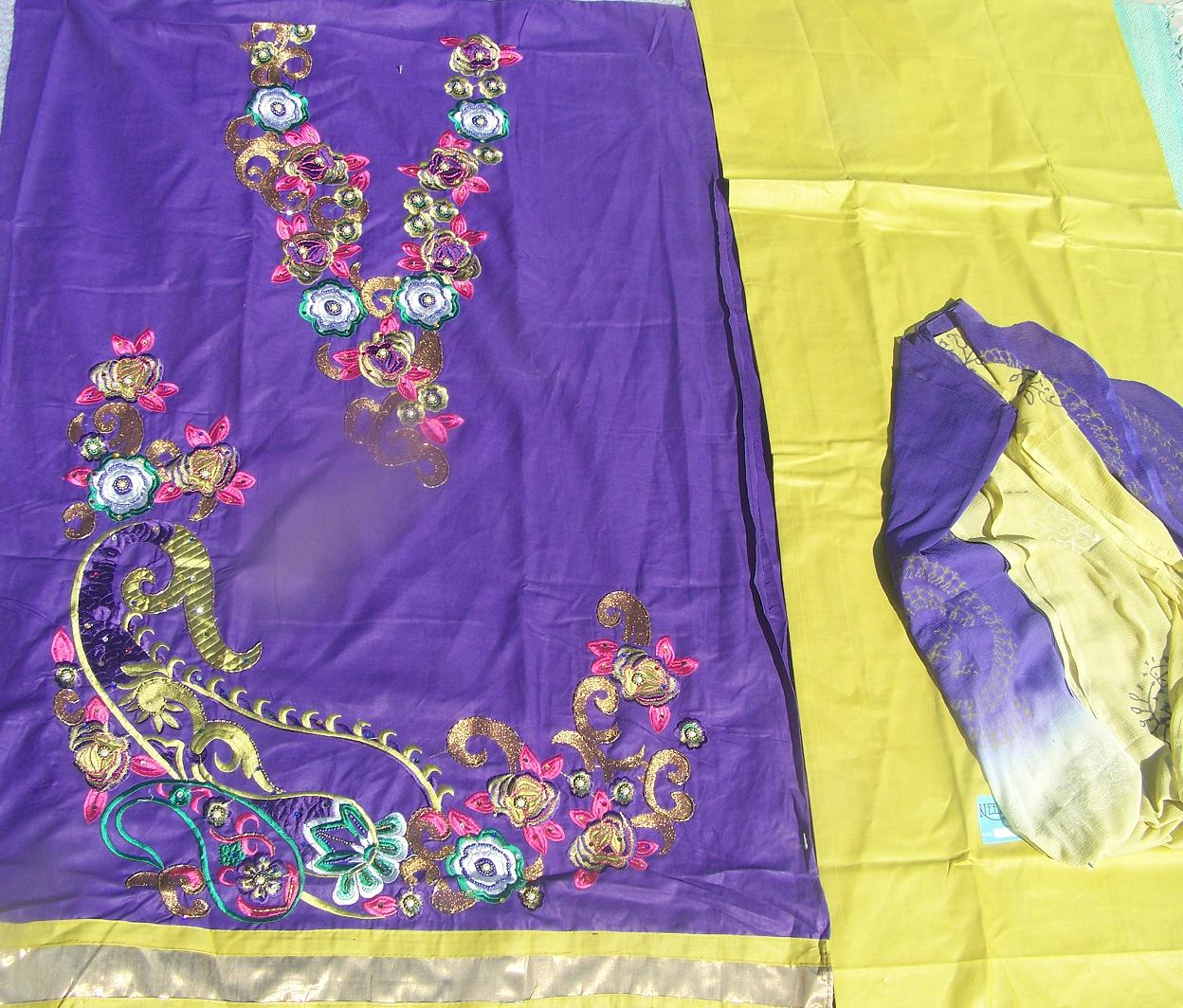 Indian salwar kameez 106