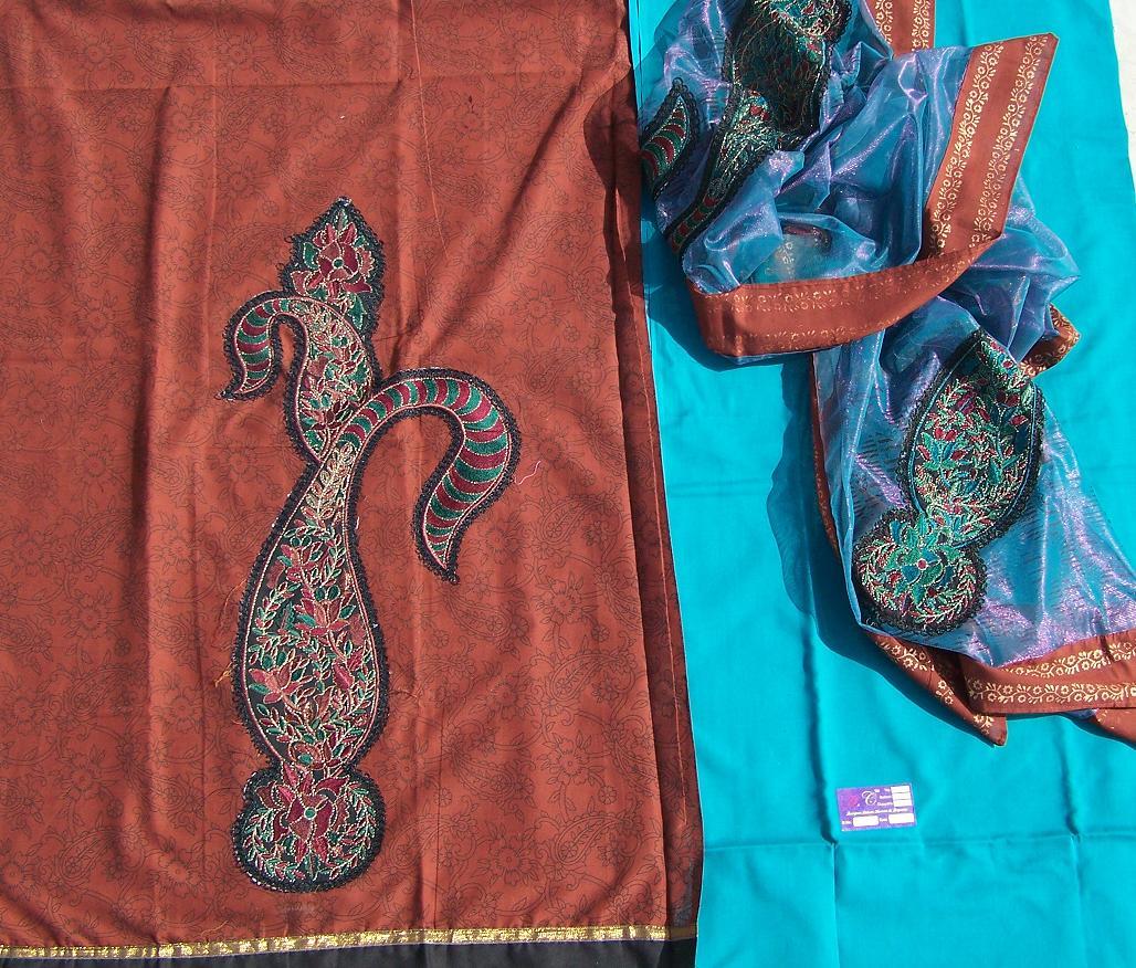 Indian salwar kameez 142