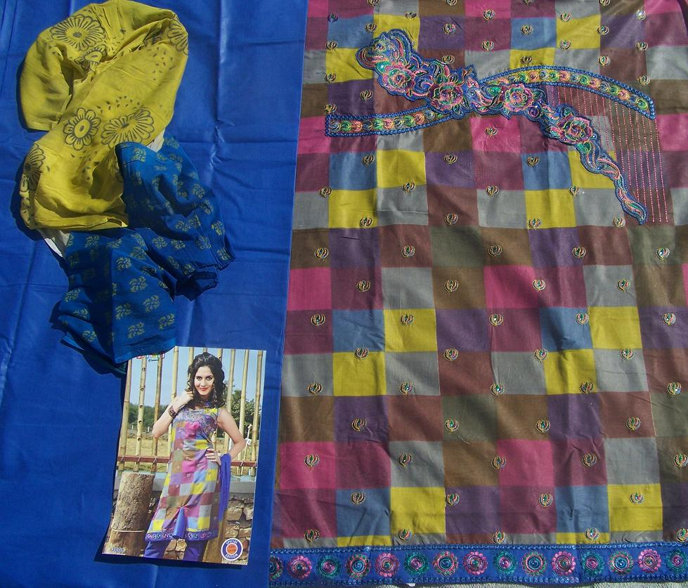 Indian salwar kameez 171