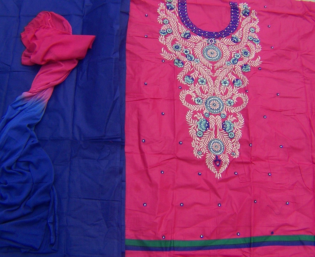 Indian salwar kameez 191