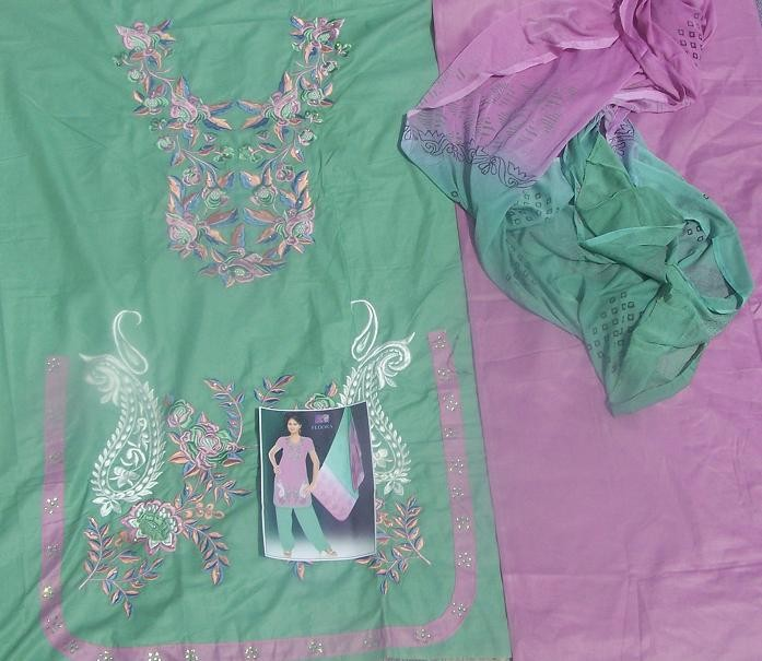 Indian salwar kameez 8