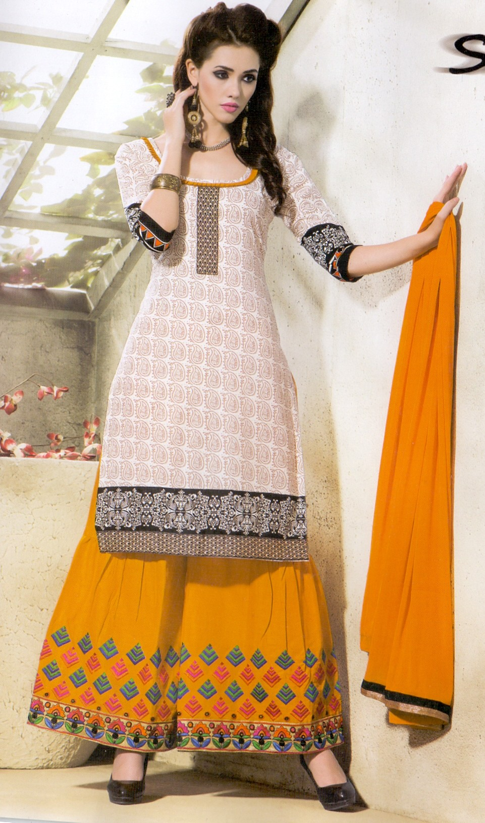 Indian salwar kameez 94